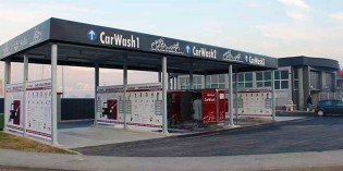 "SAMOUSLUŽNA AUTOPRAONICA – CAR WASH ""SUŠA COMMERCE"""